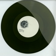 Front View : Pastaboys ft. Osunlade - DEEP MUSIQUE (TRUS ME REMIX) (GREEN 10 INCH) - Rebirth / Rebltd010