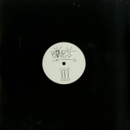 Front View : Milq - BONES003 (VINYL ONLY) - Bones / Bones003