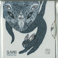 Front View : Slavaki - DAYDREAMING (CD) - Elusive / ELSVREC025CD