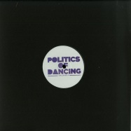 Front View : Chris Carrier - ILLUSION DUST EP - Politics Of Dancing / POD010