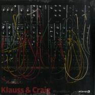 Front View : Klauss & Craig - MOMENTUM - Planet E / PLE65391-6