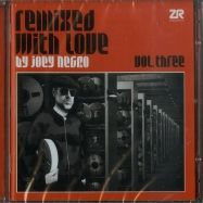 Front View : Various Artists - REMIXED WITH LOVE BY JOEY NEGRO VOL.3 (2CD) - Z Records / ZeddCD045 / 05169692