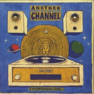 Front View : Another Channel - DUB EXCURSIONS (LP + MP3) - Moonshine Recordings / MSLP008