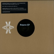 Front View : Faune - FAUNE EP (VINYL ONLY) - Analog Versions / Aver02