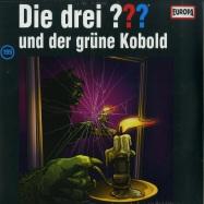 Front View : Die drei ??? - UND DER GRÜNE KOBOLD (2LP) - Europa / 19075878241
