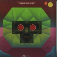 Front View : Bronnt Industries Kapital - FORCE THE LINE (LP) - Giallo Disco / GDLP009