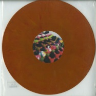 Front View : 207737, Andy Garcia - THE BASEMENT EP  (COLOURED VINYL) - Cryovac / Cryo021