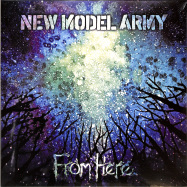 Front View : New Model Army - FROM HERE (2LP) - Earmusic / 0214206EMU