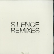 Front View : Hunter / Game - SILENCE REMIXES EP - Just This / Just This 030