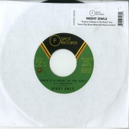 Front View : Night Owls - THERE S A BREAK IN THE ROAD / INNER CITY BLUES (7 INCH) - F-Spot Records / FSPT1013