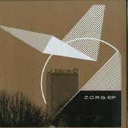 Front View : Eros Miguel - Z.O.R.G. EP - MODEM:39 / MDM39-007