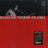 Front View : Caetano Veloso - TRANSA (180G LP) - Philips / 700136