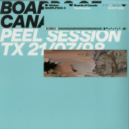 Front View : Boards Of Canada - PEEL SESSION (EP + MP3) - Warp Records / WARPLP300-3