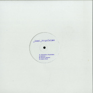 Front View : Demi Riquisimo - SPICE RACK EP - Semi Delicious / SEMID004