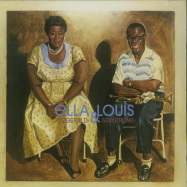 Front View : Ella Fitzgerald & Louis Armstrong - ELLA & LOUIS (LP) - Wax Love / 00122786