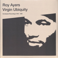 Front View : Roy Ayers - VIRGIN UBIQUITY: UNRELEASED RECORDINGS 1976 - 1981 (2LP) - BBE / BBE535ALP