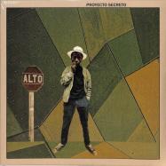 Front View : Proyecto Secreto - ALTO (LP) - Zephyrus Records / ZEPLP048