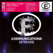 Front View : St Germain - FRENCH TRAXX EP - F Communications / 267WO37133