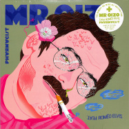Front View : Mr. Oizo - PHARMACIST (10 INCH, SOLID NEON GREEN VINYL) - Because Music / BEC5650828