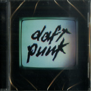 Front View : Daft Punk - HUMAN AFTER ALL (CD) - Parlophone Label Group (plg) / 2435635620