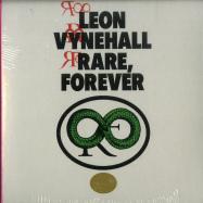 Front View : Leon Vynehall - RARE, FOREVER (CD) - Ninja Tune / ZENCD272 / ZEN272CD