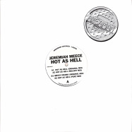 Front View : Jeremiah Meece - HOT AS HEEL EP - Areaman Chicago / AREACH001