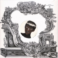 Front View : Yves Tumor - THE ASYMPTOTICAL WORLD EP (LP+MP3) - Warp Records / WAP457