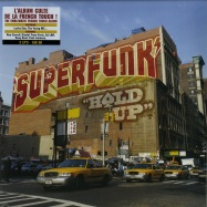 Front View : Superfunk - HOLD UP (2LP) - Wagram / 3347186 / 05146571