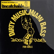 Front View : Dirty Musik & the Crap Guyz - THE UNCATCHABLE ROUND 2 - Dirty Musik / Dym007