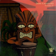 Front View : Dani Casarano - RUMBA EP - Whirlpoolsex Music / wpsm017