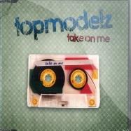 Front View : Topmodelz - TAKE ON ME (MAXI-CD) - Aqualoop / 9597083