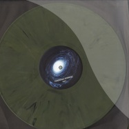 Front View : Unknown - TRAVERSABLE WORMHOLE VOL.7 (GREEN MARBLED VINYL) - tw07t