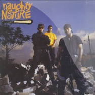 Front View : Naughty By Nature - NAUGHTY BY NATURE (LP) - Tommy Boy / tb1044