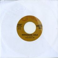 Front View : Harmonica Paul - MOTHERLESS CHILD (7 INCH) - Neches Music / tr144