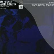 Front View : Tim Hecker & Daniel Lopatin - INSTRUMENTAL TOURIST (2X12 LP + CD) - Software Records / SFT017 / 3719275