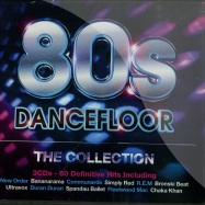 Front View : Various Artists - 80S DANCEFLOOR - THE COLLECTION (3XCD) - Rhino / 2564630535