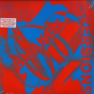 Front View : The Knife - SHAKEN UP (RED / BLUE 180G 2X12 LP + CD) - Rabid Records / Rabid056LP / 39220351