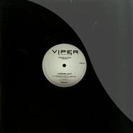 Front View : The Prototypes / Insideinfo & Prolix - DECADE OF VIPER - VINYL SAMPLER - Viper Recordings / VPRLP008S