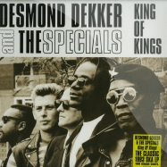 Front View : Desmond Dekker & The Specials - KING OF KINGS (180G LP) - Sunspot / sunsplp018