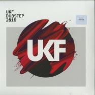 Front View : Various Artists - UKF DUBSTEP 2016 (LTD WHITE LP) - AEI / UKF021LP