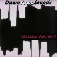 Front View : V/A (Aleem , Mary Clark, Rena) - DOWNTOWNSOUNDS CLASSICS VOL.4 - Fatty Fatty Phonographics / FFP011