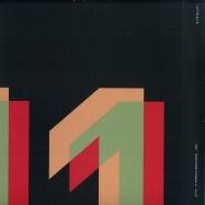 Front View : David Gtronic & Randall M - LILA EP - Leftback Records / LB011