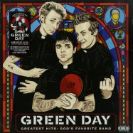 Front View : Green Day - GREATEST HITS: GODS FAVORITE BAND (2X12 LP) - Reprise / 564901-1 / 7831943