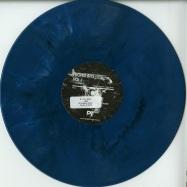 Front View : Various Artists - PROPER BITS VOL. 1 (COLOURED 180G VINYL) - Proper Techno Tunes / PTT003