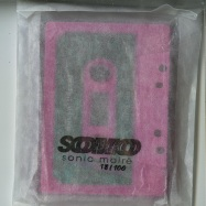 Front View : Various Artists - SPHERES AND STRUCTURES (TAPE / CASSETTE) - Sonic Moire / SOMO008T