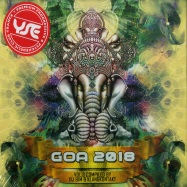 Front View : Various Artists - GOA 2018 VOL.3 (2CD) - Millenium Records / 1014112MLL