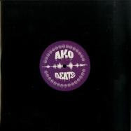 Front View : Specialist X - SILENT SILK / LOVE MYSTERY (10 INCH) - AKO Beatz / AKO10001