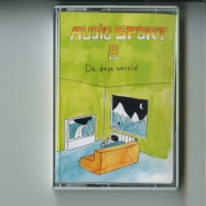 Front View : Audiosport 8 - DE DIEPE WERELD (TAPE / CASSETTE) - Nightwind Records / NW018TAPE