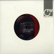 Front View : 14KT - THE POWER OF SAE (7 INCH) - Fist Word Records / FW185