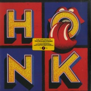 Front View : The Rolling Stones - HONK (3LP) - Polydor / 7731882